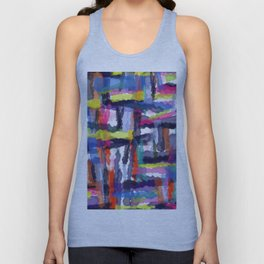 Abstract background 303 Unisex Tank Top