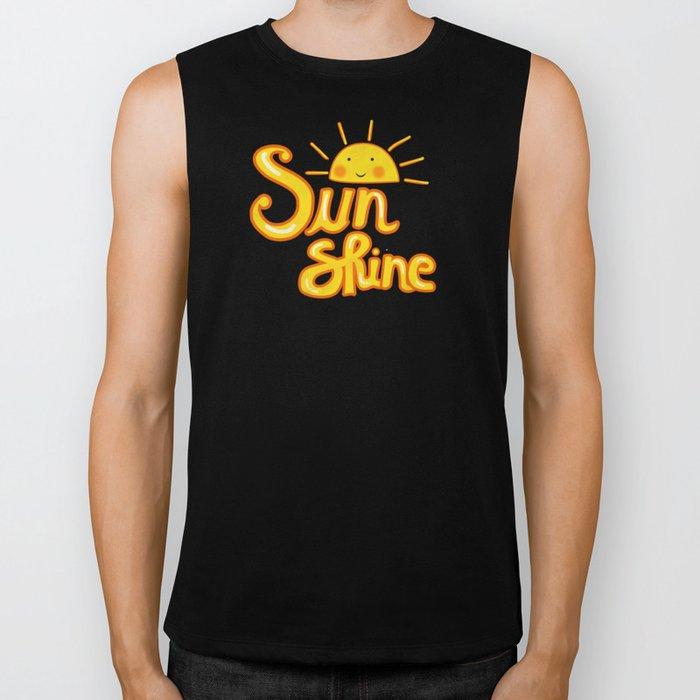 Sunshine Biker Tank