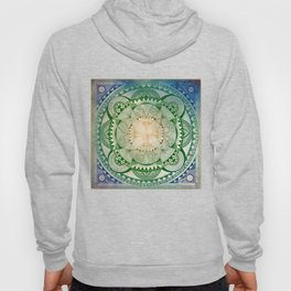 Metta Mandala, Loving Kindness Meditation Hoody