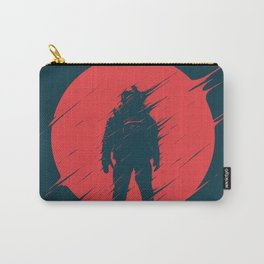 Red Sphere Carry-All Pouch