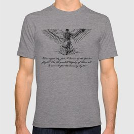 Oscar Wilde - Icarus T-shirt