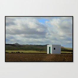 Cube - Lanzarote Canvas Print