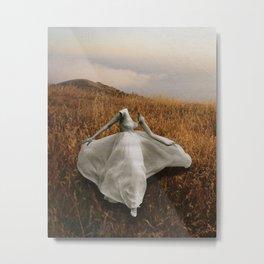 La Belle Dame Sans Merci Metal Print