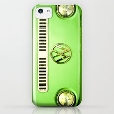Summer of Love - Groovy Green Slim Case iPhone 5c