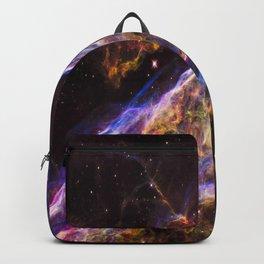 Hubble picture 21 : Veil nebula, NGC 696  Backpack