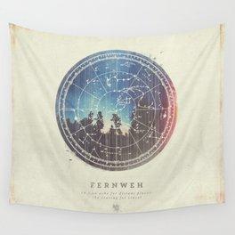 Fernweh Vol 3 Wall Tapestry