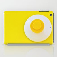 eggs iPad Cases featuring Eggs by InkBlot