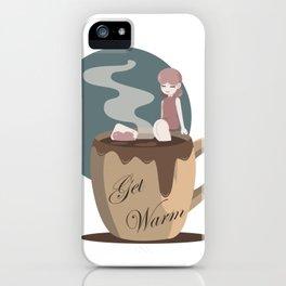 Cocoa iPhone Case