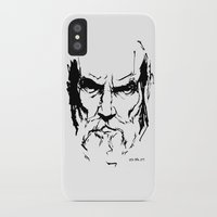 greek iPhone & iPod Cases featuring Greek by Eddie Maurer
