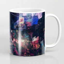 Blues of the Night Coffee Mug