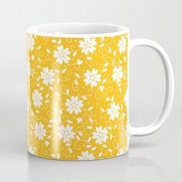 Five Petals Flowers 11 Coffee Mug