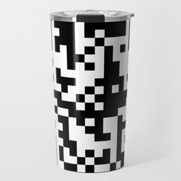 QR CODE Travel Mug