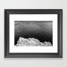 Krk Framed Art Print