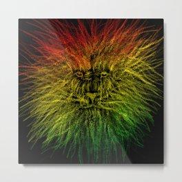 LION-O-CHAIN  Metal Print