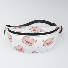 Pig face pattern Fanny Pack