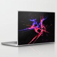 dancer Laptop & iPad Skins featuring Dancer by Brian Raggatt