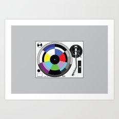 1 kHz #11 Art Print