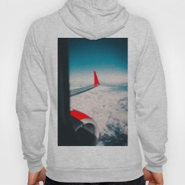 The Airplane's Wing (Color) Hoody