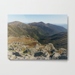 The Northern Presidentials Metal Print
