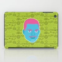 fresh prince iPad Cases featuring Carlton - The fresh prince of Bel-Air by Kuki
