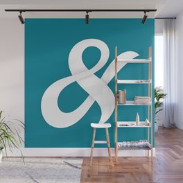 Tangled - Ampersand typography Wall Mural