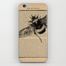 Pride & Prejudice, Page 51: Bumble Bee iPhone & iPod Skin