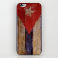 cuba iPhone & iPod Skins featuring Cuba  by Jordygraph