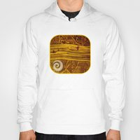geology Hoodies featuring Geology 3 by Patricia Howitt