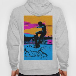On Edge - Skateboarder Hoody