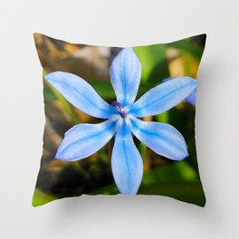 Squill Throw Pillow