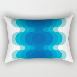 Echoes - Ocean Rectangular Pillow