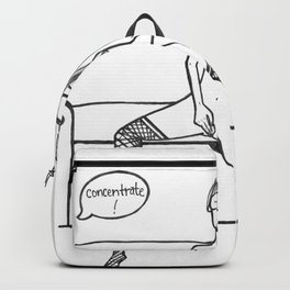 Riendo Salads- Uncovered, Discover p.6 Backpack