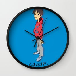 love is Wall Clock