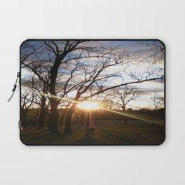 Cold Sunset Laptop Sleeve