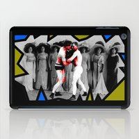 boys iPad Cases featuring Boys Will Be Boys by AF Knott