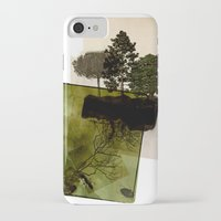 island iPhone & iPod Cases featuring ISLAND by oppositevision