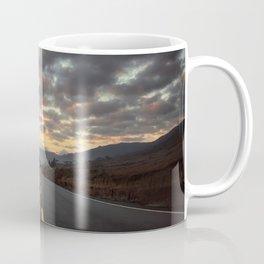 Road Sunrise Coffee Mug
