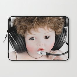 The talking doll Laptop Sleeve