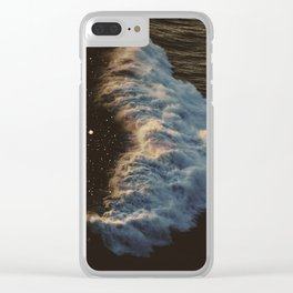 Multiverse Clear iPhone Case