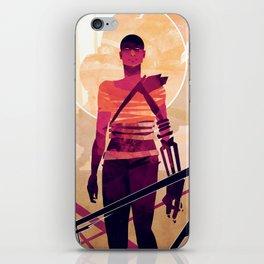 Furiosa is Furious iPhone Skin