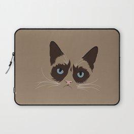 Grumpy Tard Laptop Sleeve