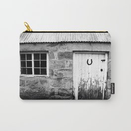 Lucky Scottish Door Carry-All Pouch