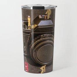 The Focus On Film Corporation Travel Mug