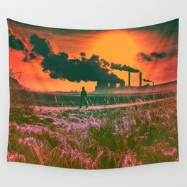 Solitude IV Wall Tapestry