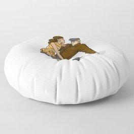 I Need a Partner Floor Pillow