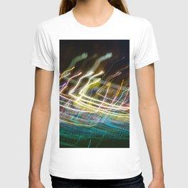 Dancing Lights in Scotland T-shirt