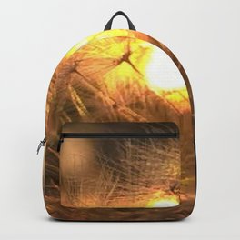 Dandelion Sunrise Wish Backpack