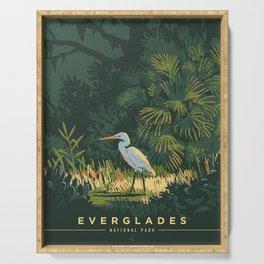 Everglades National Park Serving Tray