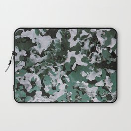 Surfing Camouflage #4 Laptop Sleeve