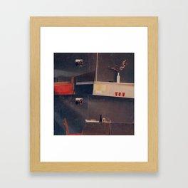 ap. o/64 Framed Art Print